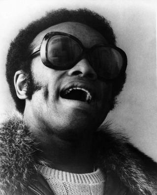 Bobby Womack, black power..
