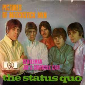 status quo matchstick