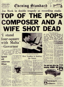 joe meek newspaper 2