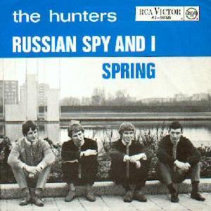 hunters - russian spy
