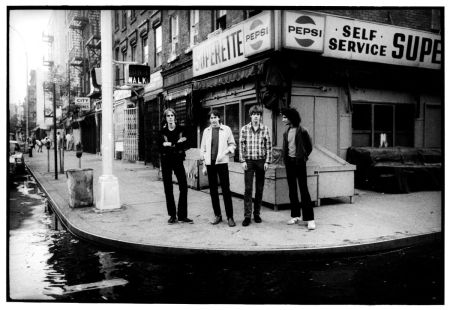 Television, First Avenue NYC 1977