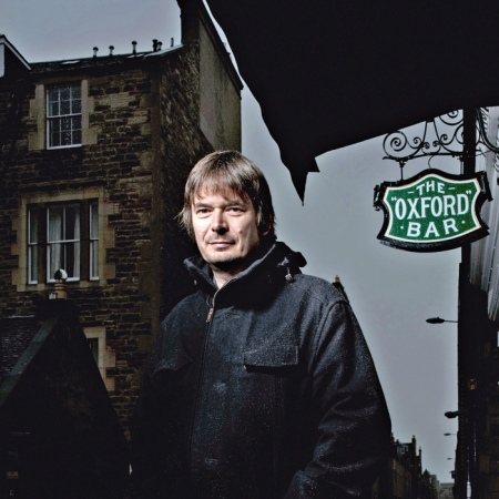 ian rankin oxford bar
