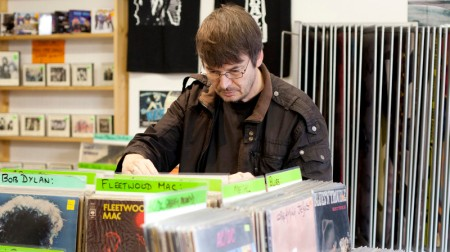 ian rankin record shop