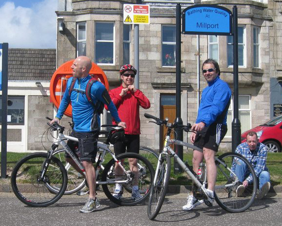 millport cycle