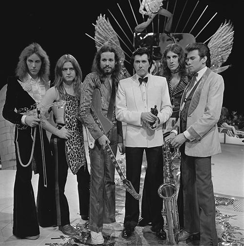 roxy music 1973