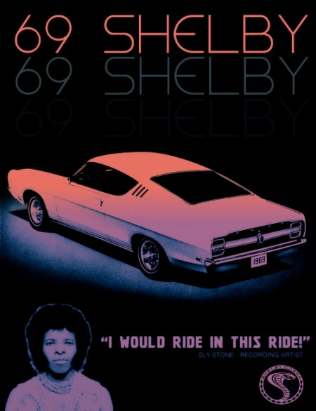 sly 69 shelby
