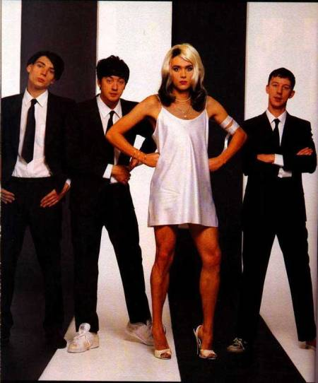 blur blondie