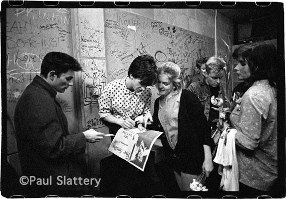 smiths autographs