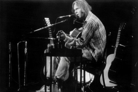 neil young 70s