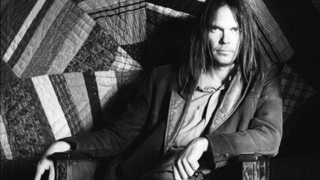 neil young 77