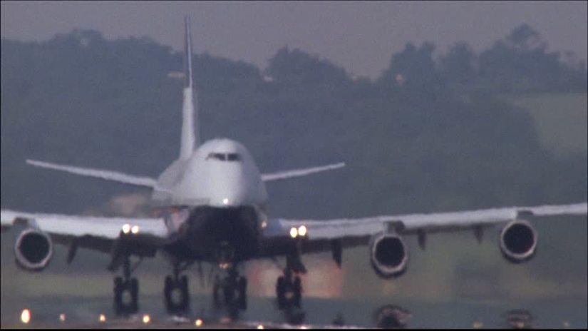 runway haze