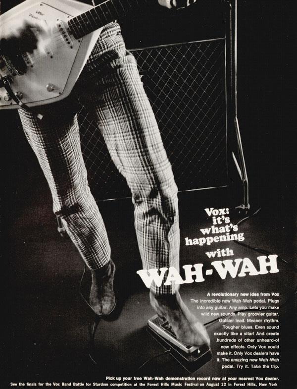 wah wah vox 2