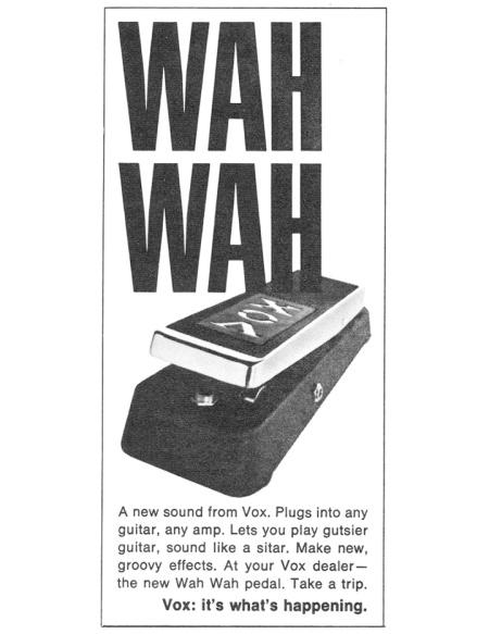 wah wah vox