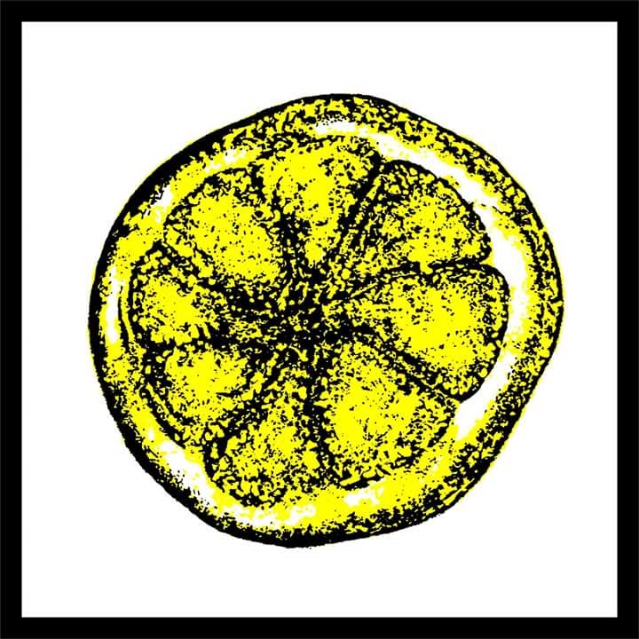 stone roses lemon