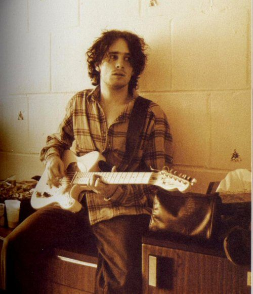 jeff buckley tele