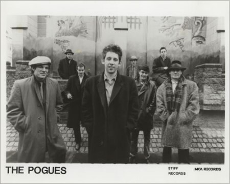 pogues poguetry promo press