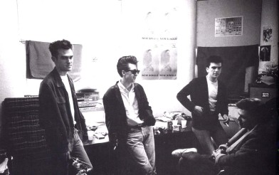 Image result for the smiths live