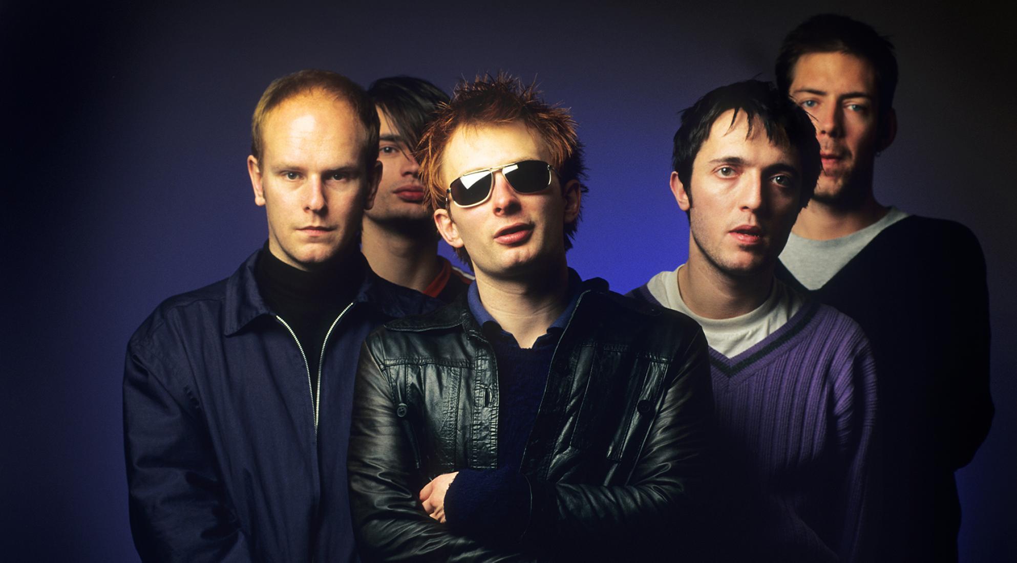 Radiohead Plain Or Pan